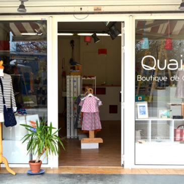 Une nouvelle boutique à Quiberon