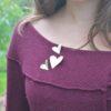 petit coeur pin's